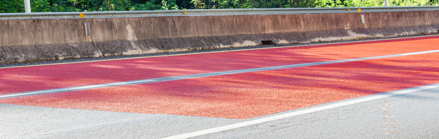 Roads Highways Pedestrian Surface Preparation